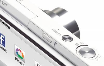 Компактный фотоаппарат Samsung MV900F (White, EC-MV900FBPWRU) - детальное изображение