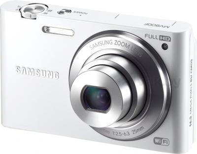 Компактный фотоаппарат Samsung MV900F (White, EC-MV900FBPWRU) - общий вид