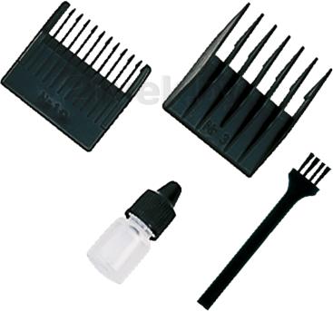 Машинка для стрижки волос Moser Primat 1230-0053 (Titanium) - аксессуары