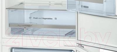 Холодильник с морозильником Bosch KGE39AW25R