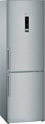 Холодильник с морозильником Siemens KG36EAI20R - общий вид