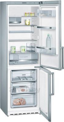 Холодильник с морозильником Siemens KG36EAI20R - внутренний вид