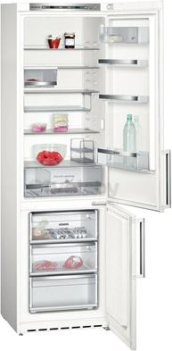 Холодильник с морозильником Siemens KG39EAW30R - внутренний вид