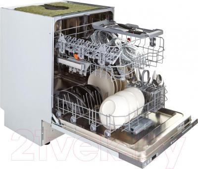 Посудомоечная машина Hotpoint LTF 8B019 C EU - общий вид с открытой дверцей