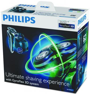 Электробритва Philips RQ1280/21 - упаковка