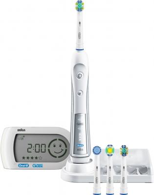 Зубной центр Braun Oral-B Professional Care Triumph 5000 D34.545.5X (80203271) - весь комплект