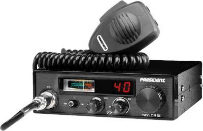 Радиостанция President Taylor III ASC - общий вид