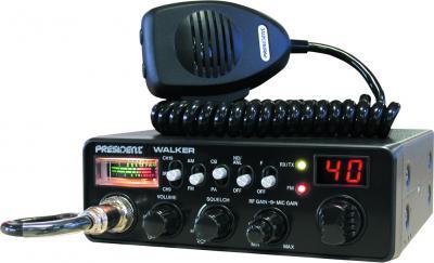 Радиостанция President Walker ASC - общий вид