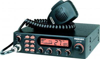 Радиостанция President JFK II ASC - общий вид