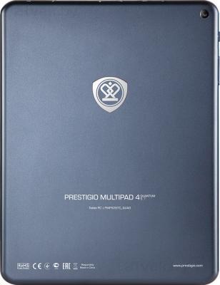 Планшет Prestigio MultiPad 4 Quantum 9.7 8GB (PMP5297C_QUAD) - вид сзади
