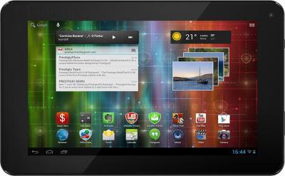 Планшет Prestigio MultiPad 7.0 HD+ 8GB (PMP3870C_DUO) - фронтальный вид