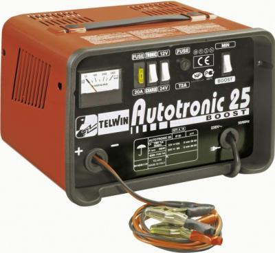 Зарядное устройство для аккумулятора Telwin Autotronic 25 Boost - общий вид