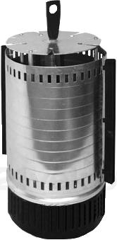 Электрошашлычница Saturn ST-FP8560 - общий вид