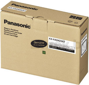 Тонер-картридж Panasonic KX-FAT421A7 - общий вид