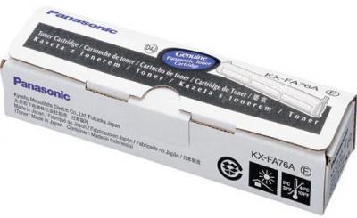 Тонер-картридж Panasonic KX-FA76A - общий вид