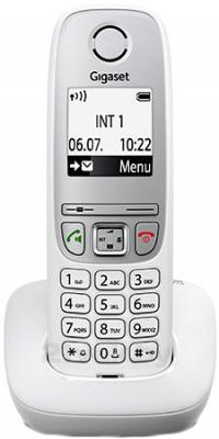 Беспроводной телефон Gigaset A415 (White) - общий вид