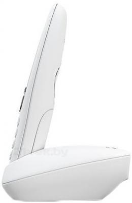 Беспроводной телефон Gigaset A415 (White) - вид сбоку