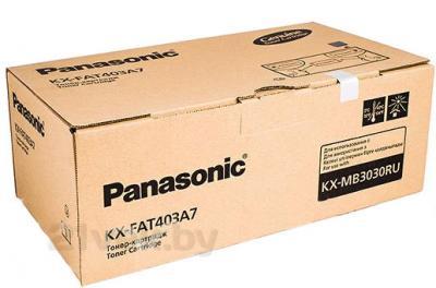 Тонер-картридж Panasonic KX-FAT403A7 - общий вид