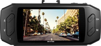 Автомобильный видеорегистратор TeXet DVR-571SHD - дисплей