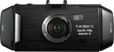Автомобильный видеорегистратор TeXet DVR-571SHD - фронтальный вид