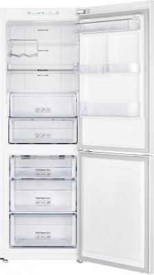 Холодильник с морозильником Samsung RB29FSRMDWW/WT - камеры хранения