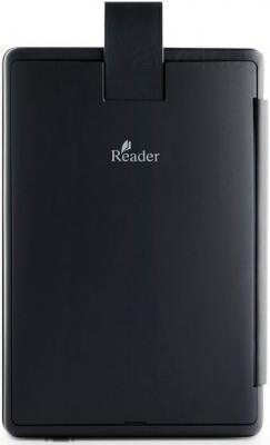 Обложка с подсветкой для электронной книги Sony PRSA-CL30 (черный) - вид сзади