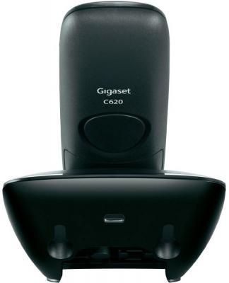 Беспроводной телефон Gigaset C620 (Black) - вид сзади