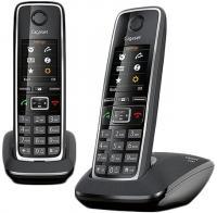 Беспроводной телефон Gigaset C530 Duo (Black) -