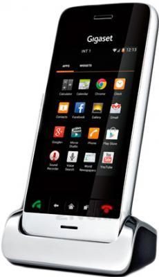 Беспроводной телефон Gigaset SL930A (Black) - общий вид