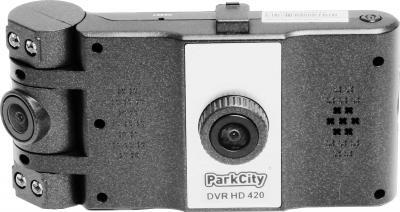 Автомобильный видеорегистратор ParkCity DVR HD 420 - фронтальный вид