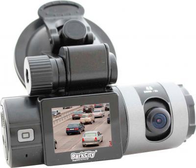 Автомобильный видеорегистратор ParkCity DVR HD 430 - дисплей