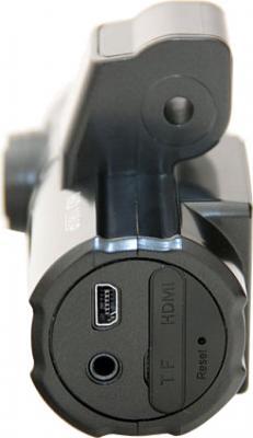 Автомобильный видеорегистратор ParkCity DVR HD 430 - разъемы