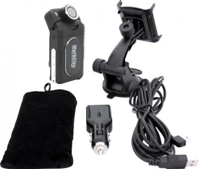Автомобильный видеорегистратор ParkCity DVR HD 500 (Black) - комплектация