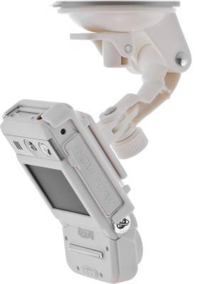Автомобильный видеорегистратор ParkCity DVR HD 500 (White) - дисплей