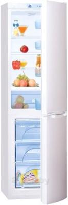 Холодильник с морозильником ATLANT ХМ 4214-014 - в полуоткрытом виде