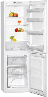 Холодильник с морозильником ATLANT ХМ 4214-014 - внутренний вид