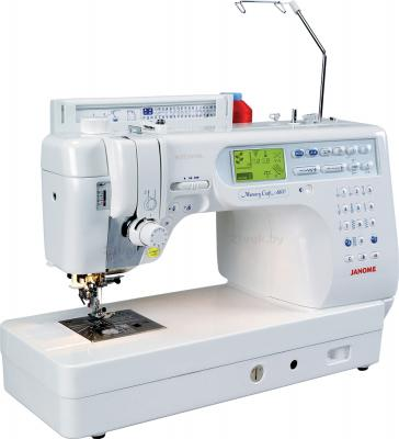 Швейная машина Janome Memory Craft 6600 Professional - общий вид