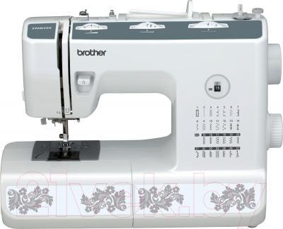 Швейная машина Brother Star-55x - общий вид