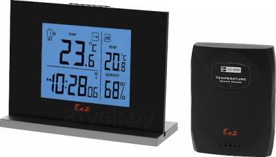Метеостанция цифровая Ea2 EN202 - общий вид с выносным датчиком температуры