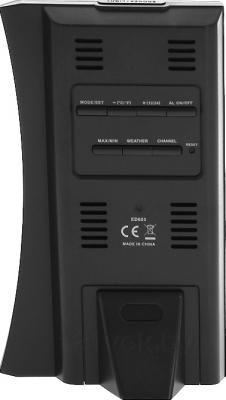 Метеостанция цифровая Ea2 ED603 - вид сзади