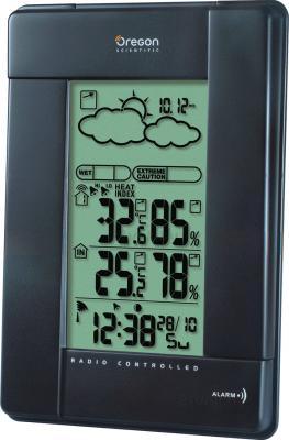 Метеостанция цифровая Oregon Scientific BAR388HG - общий вид