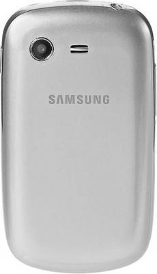 Смартфон Samsung S5282 Galaxy Star Duos (Silver) - задняя панель