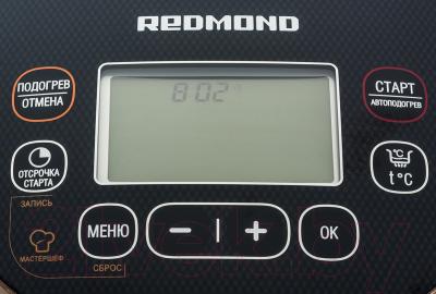 Мультиварка Redmond RMC-M250 - Передняя панель