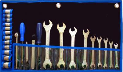 Универсальный набор инструментов СИТОМО №1 (26 предметов) - общий вид