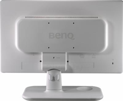 Монитор BenQ VW2235H (White) - вид сзади