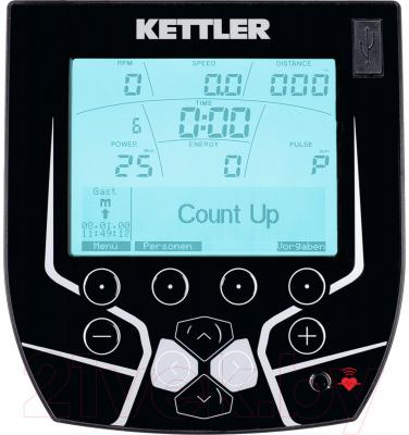 Велоэргометр KETTLER E7 / 7682-860 (черный)