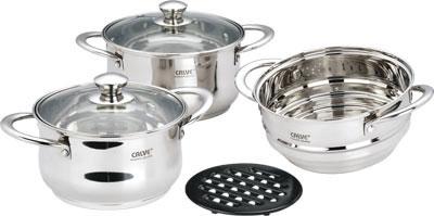 Набор кухонной посуды Calve CL-1067 - общий вид