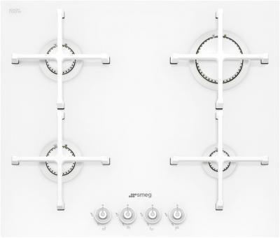 Газовая варочная панель Smeg PV164CB - общий вид