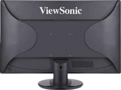 Монитор Viewsonic VA2046A-LED - вид сзади