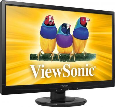 Монитор Viewsonic VA2245A-LED - вид сбоку